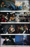 "Movie Posters:Science Fiction, Return of the Jedi (20th Century Fox, 1983). Lobby Card Set of 8(11"" X 14"") Super Glossy Style. Science Fiction.. ... (Total: 8Items)"