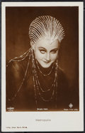 "Movie Posters:Science Fiction, Metropolis (UFA, 1927). German Post Card (3.5"" X 5.5""). ScienceFiction.. ..."