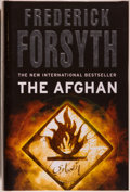 Books:Mystery & Detective Fiction, Frederick Forsyth. SIGNED. The Afghan. London: Bantam Press,[2006]. First edition, first printing. Signed by Fors...
