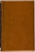 Books:Literature Pre-1900, Washington Irving. Lives of Mahomet and His Successors.London: John Murray, 1850. First edition. Two octavo vol... (Total:2 Items)