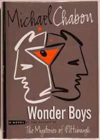 Michael Chabon. Wonder Boys. New York: Villard Books, 1995. First edition, first printing. Octa