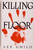 Books:Mystery & Detective Fiction, Lee Child. SIGNED. Killing Floor. New York: Putnam, [1997].First edition, first printing. Signed by Child on ti...