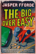 Books:Mystery & Detective Fiction, Jasper Fforde. SIGNED. The Big Over Easy. [London]: Hodder& Stoughton, [2005]. First edition, first printing. Sig...