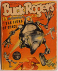 Books:Children's Books, [Big Little Book]. Phil Nowlan and Lt Dick Calkins. Buck Rogers,25th Century A. D. vs. The Fiend of Space. Racine: ...