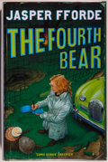 Books:Mystery & Detective Fiction, Jasper Fforde. SIGNED. The Fourth Bear. [London]: Hodder& Stoughton, [2006]. First edition, first printing. Signe...