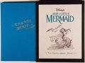 Books:Art & Architecture, [Walt Disney]. SIGNED/LIMITED. The Little Mermaid: The Sketchbook Series. Bedford: Applewood Books, [1997]. First ed...