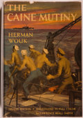Books:Fiction, Herman Wouk. SIGNED. The Caine Mutiny. Garden City:Doubleday, 1952. First illustrated edition, first printing. Si...