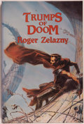 Books:Science Fiction & Fantasy, Roger Zelazny. SIGNED/LIMITED. Trumps of Doom. San Francisco: Underwood-Miller, 1985. First edition, limited to 50...
