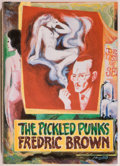 Books:Mystery & Detective Fiction, Fredric Brown. LIMITED. The Pickled Punks. [Hilo]: DennisMcMillan, [1991]. First edition, limited to 450 copi...
