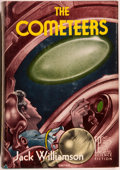 Books:Science Fiction & Fantasy, Jack Williamson. SIGNED/LIMITED. The Cometeers. Reading: Fantasy Press, 1950. First edition, limited to 500 number...
