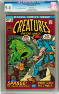 Bronze Age (1970-1979):Horror, Creatures on the Loose #15 Twin Cities pedigree (Marvel, 1972) CGCNM/MT 9.8 White pages....