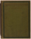 Books:Natural History Books & Prints, William J. Long. Wood-folk Comedies: The Play of Wild-Animal Life on a Natural Stage. New York: Harper & Brothers, [...