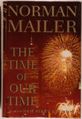 Books:Fiction, Norman Mailer. SIGNED. The Time of Our Time. New York: Random House, [1998]. First edition, first printing. Signed...