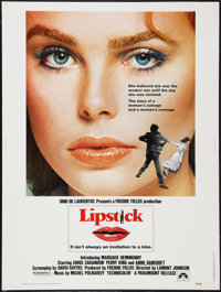 "Lipstick & Other Lot (Paramount, 1976). Posters (2) (30"" X 40""). Drama. ... (Total: 2 Items)"