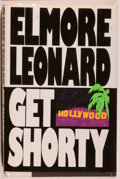Books:Mystery & Detective Fiction, Elmore Leonard. SIGNED. Get Shorty. [New York]: DelacortePress, [1990]. First edition, first printing. Signed by ...