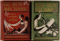 Books:Science & Technology, [Popular Mechanics]. The Boy Mechanic. Book 1 & 2. Chicago: Popular Mechanics Press, 1913-1915. Two large octavo vol... (Total: 2 Items)