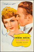 "Movie Posters:Comedy, Tovarich (Warner Brothers, 1937). One Sheet (27"" X 41""). Comedy....."