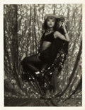 """Movie Posters:Photo, Anna May Wong by Ruth Harriet Louise (MGM, Late 1920s). PortraitPhoto (10"""" X 13"""").. ..."""