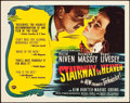 """Movie Posters:Fantasy, Stairway to Heaven (Universal International, 1946). Title Lobby Card (11"""" X 14"""").. ..."""