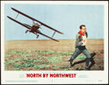"Movie Posters:Hitchcock, North by Northwest (MGM, 1959). Lobby Card (11"" X 14"").. ..."
