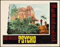 "Movie Posters:Hitchcock, Psycho (Paramount, 1960). Lobby Card (11"" X 14"").. ..."