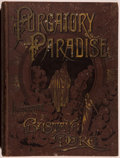 Books:Literature Pre-1900, [Gustave Doré]. Dante Alighieri. Purgatory and Paradise.Translated by the Rev. Henry Francis Cary. New Edition. Wit...