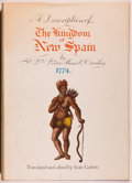 Books:Americana & American History, Pedro Alonso O'Crouley. A Description of The Kingdom of NewSpain. [San Francisco: John Howell, 1972. First edition....