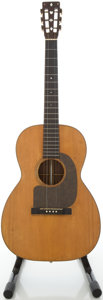 Musical Instruments:Acoustic Guitars, Circa 1927 Martin Style 18 Natural Acoustic Guitar, #29377....