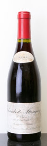 Red Burgundy, Chambolle Musigny 1998 . Les Charmes, Leroy . hbsl. Bottle(1). ... (Total: 1 Btl. )