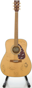 Musical Instruments:Acoustic Guitars, Yamaha Natural Acoustic Guitar, #10531003....