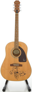 Musical Instruments:Acoustic Guitars, Epiphone AJ-15 NA Natural Acoustic Guitar, #Z00122758....