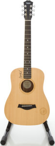 Musical Instruments:Acoustic Guitars, 2005 Taylor Baby 305 Natural Acoustic Guitar, #20050512341....