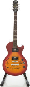 Musical Instruments:Electric Guitars, Epiphone Special II Cherry Sunburst Solid Body Electric Guitar,#SJ06082410....