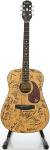 Musical Instruments:Acoustic Guitars, Epiphone PR-350 Natural Acoustic Guitar, #0111421....