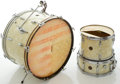 Musical Instruments:Drums & Percussion, Circa 1950's Gretsch MOTS Drum Set....