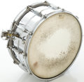 Musical Instruments:Drums & Percussion, Early 1960's Ludwig Keystone Chrome Snare Drum....