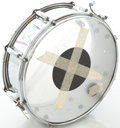 Musical Instruments:Drums & Percussion, Circa 1960's Slingerland Chrome Snare Drum, #135061....