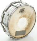 Musical Instruments:Drums & Percussion, Circa 1970's Ludwig Snare Chrome Drum, #1302197....