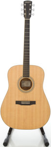 Musical Instruments:Acoustic Guitars, Larrivée D-03 Natural Acoustic Guitar, #51847....