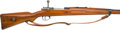 Long Guns:Bolt Action, Persian Mauser Model 1898/29 Bolt Action Military Rifle....