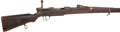 Long Guns:Bolt Action, Unusual Middle Eastern Copy of a Mauser Model 1898 Bolt ActionMilitary Rifle....