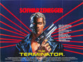 "Movie Posters:Science Fiction, The Terminator (Orion, 1984). British Quad (30"" X 40"").. ..."