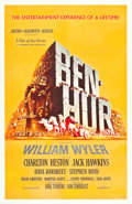 "Movie Posters:Academy Award Winners, Ben-Hur (MGM, 1959). One Sheet (26.5"" X 41"").. ..."