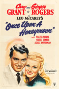 "Movie Posters:Comedy, Once Upon a Honeymoon (RKO, 1942). One Sheet (27"" X 41"").. ..."