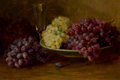 Paintings, EDITH WHITE (American, 1855-1946). Still Life with Grapes, 1900. Oil on canvas. 12 x 15 inches (30.5 x 38.1 cm). Signed ...