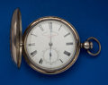 "Timepieces:Pocket (pre 1900) , Swiss ""William Beazley"" Sterling Lever Fusee Pocket Watch. ..."