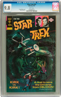 Bronze Age (1970-1979):Science Fiction, Star Trek #33 (Gold Key, 1975) CGC NM/MT 9.8 White pages....