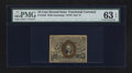 Fractional Currency:Second Issue, Fr. 1246 10¢ Second Issue PMG Choice Uncirculated 63 EPQ.. ...