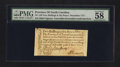 Colonial Notes:North Carolina, North Carolina December, 1771 2s6d House PMG Choice About Unc 58 EPQ.. ...