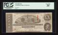 Confederate Notes:1863 Issues, Fully Framed T58 $20 1863.. ...